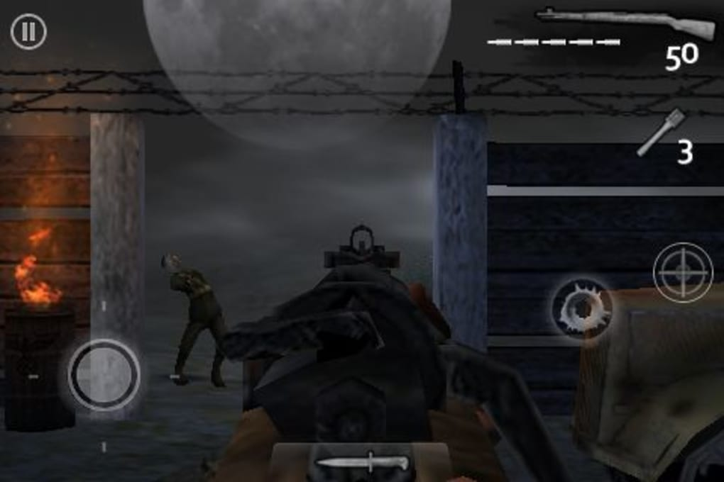 free call of duty world at war zombies app download
