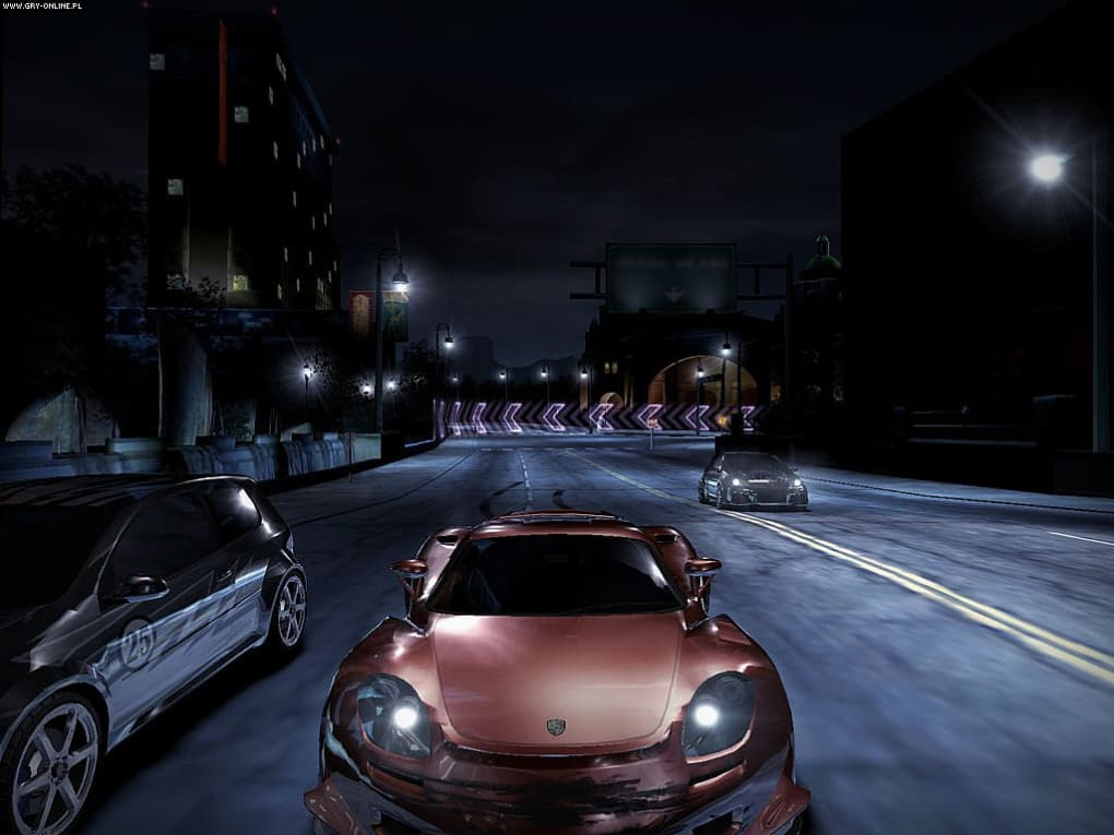 Need for Speed Carbon - Download