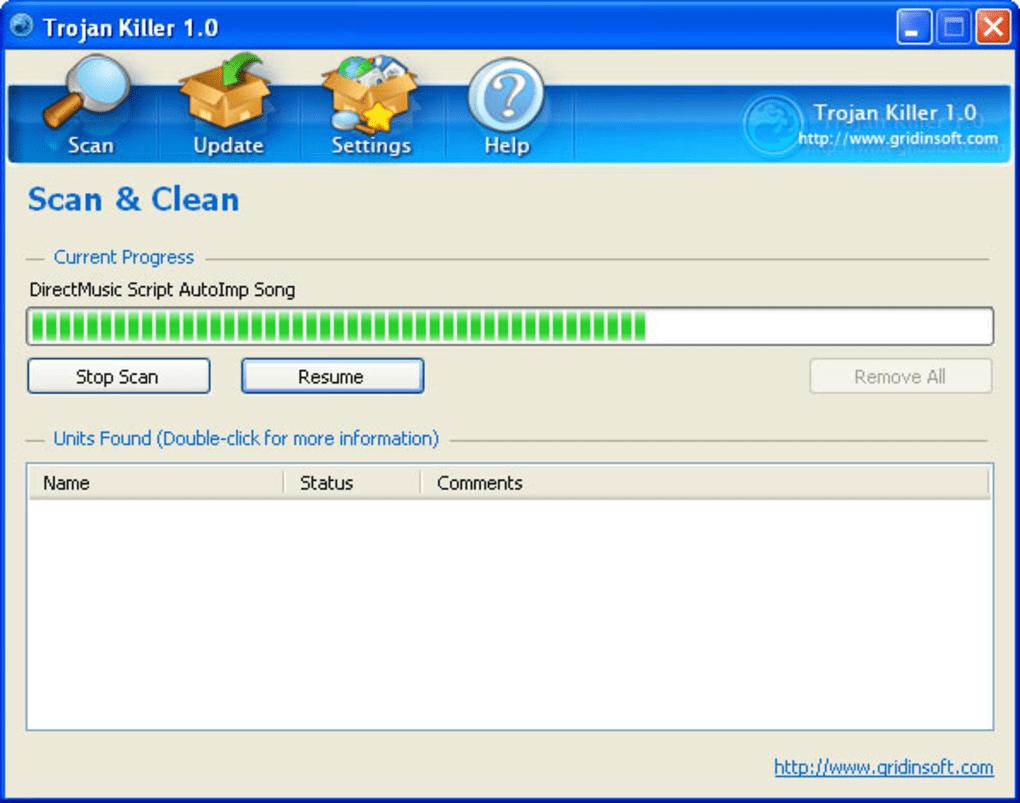 Trojan Killer - Download