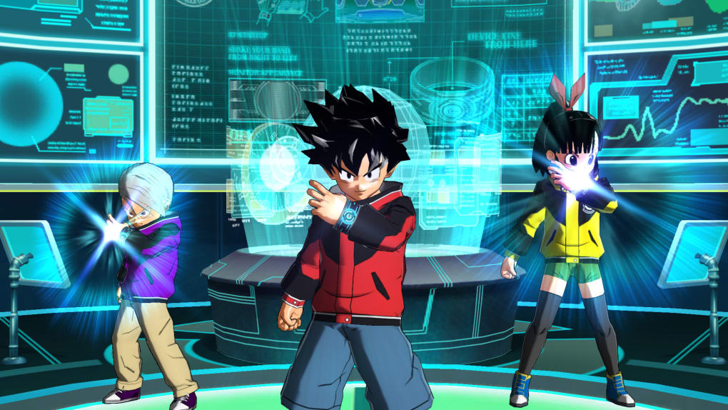 SUPER DRAGON BALL HEROES WORLD MISSION - Download