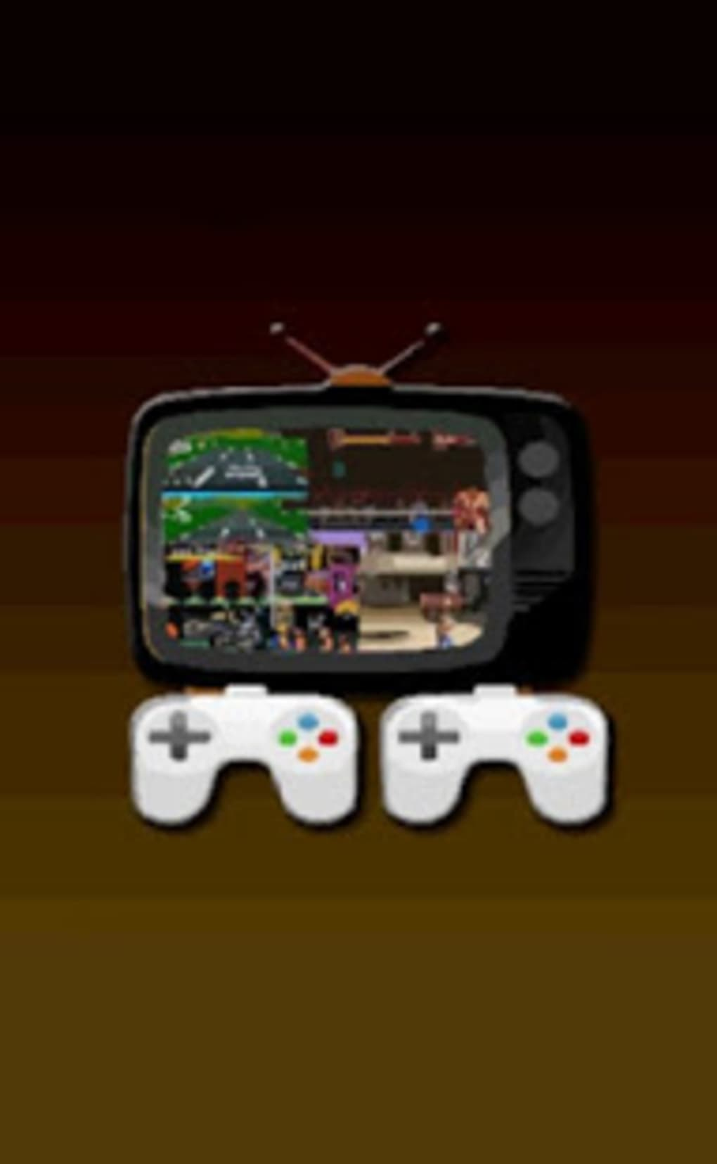 Old Video Games 80s Classic 90s Gaming Retro Gen for Android - Download