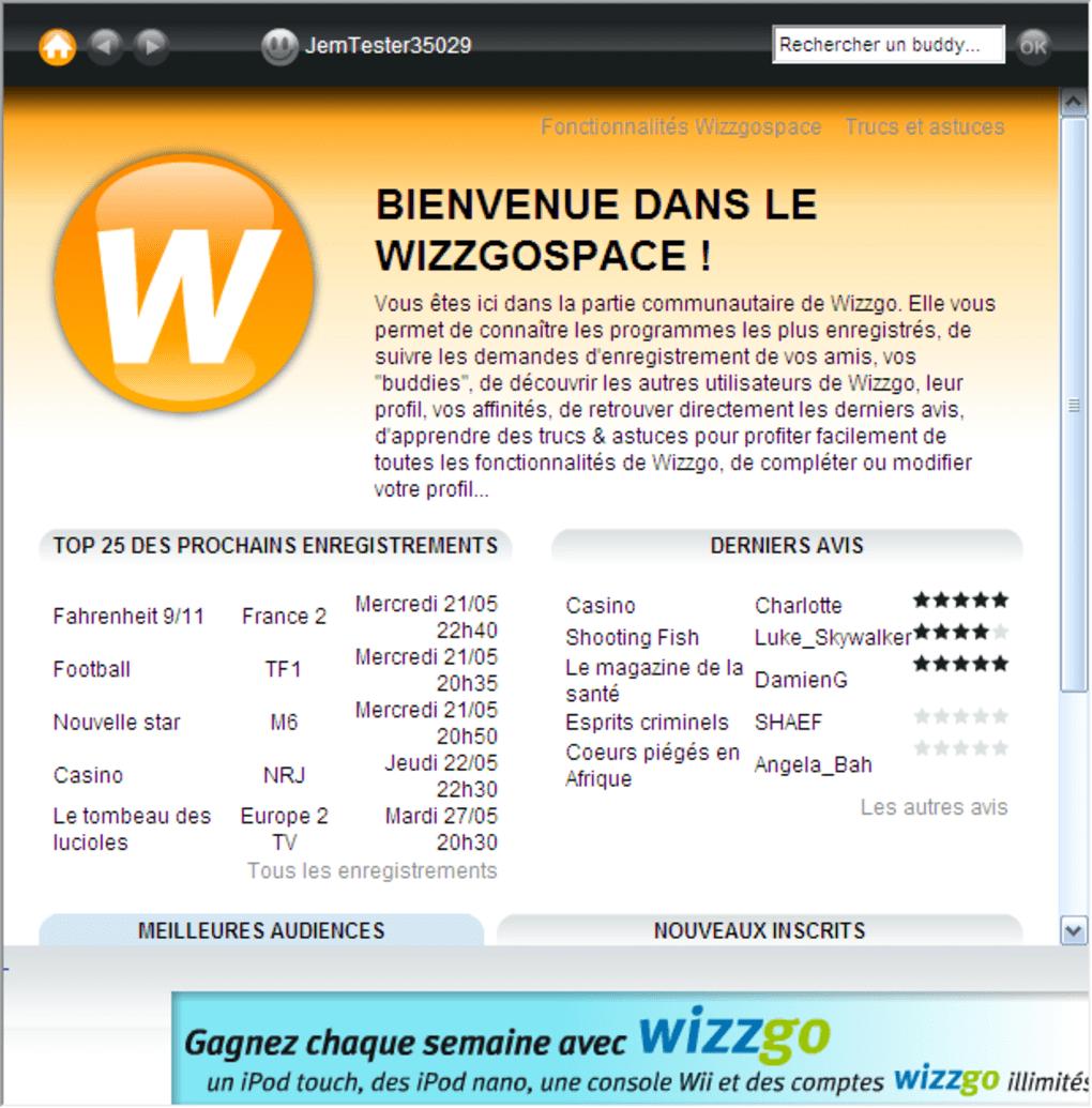 wizzgo gratuit