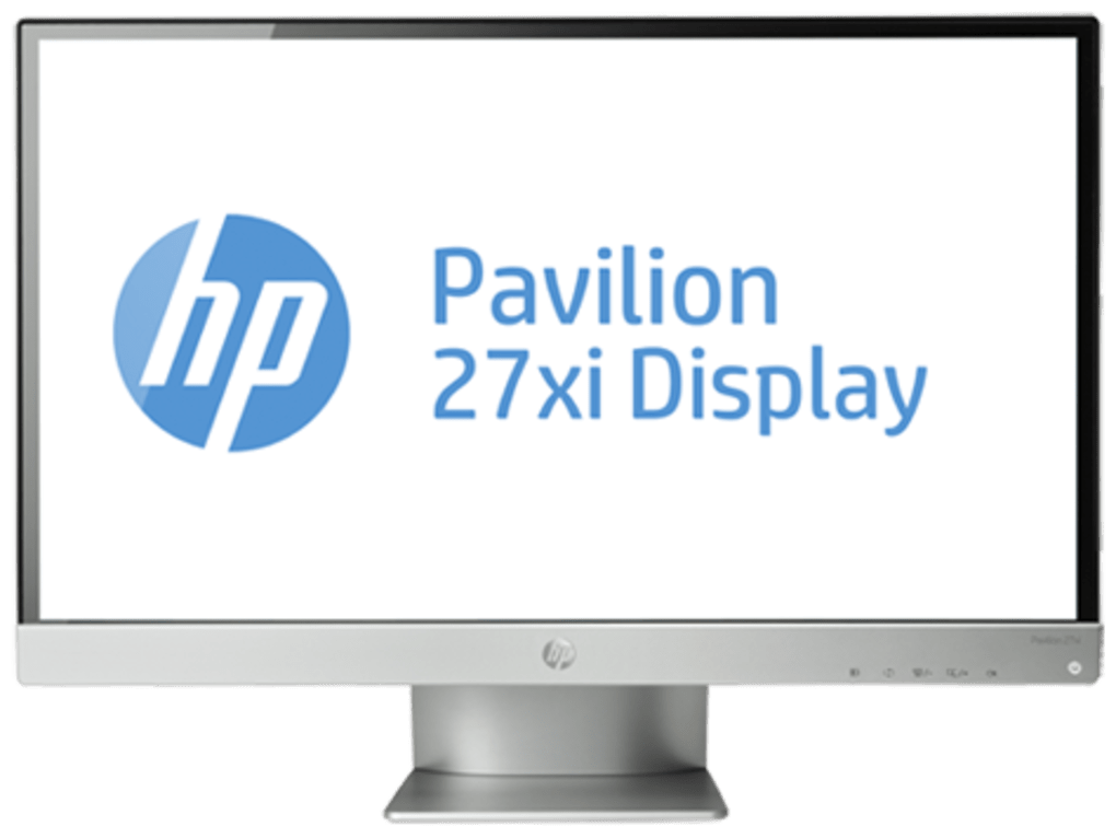 HP Pavilion 27xi 27-inch LED Backlit Monitor drivers