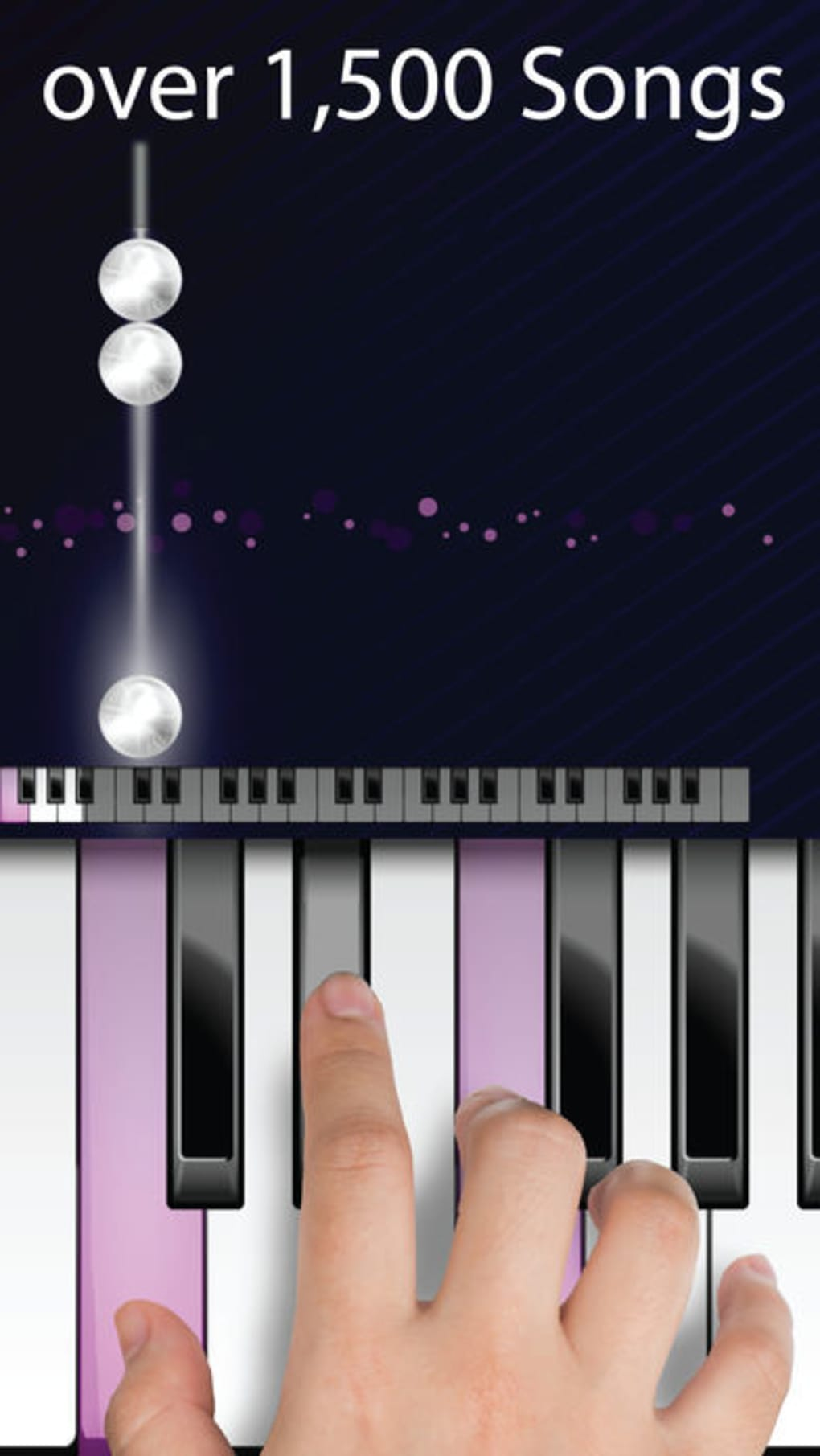 Piano With Songs- Learn to Play Piano Keyboard App for