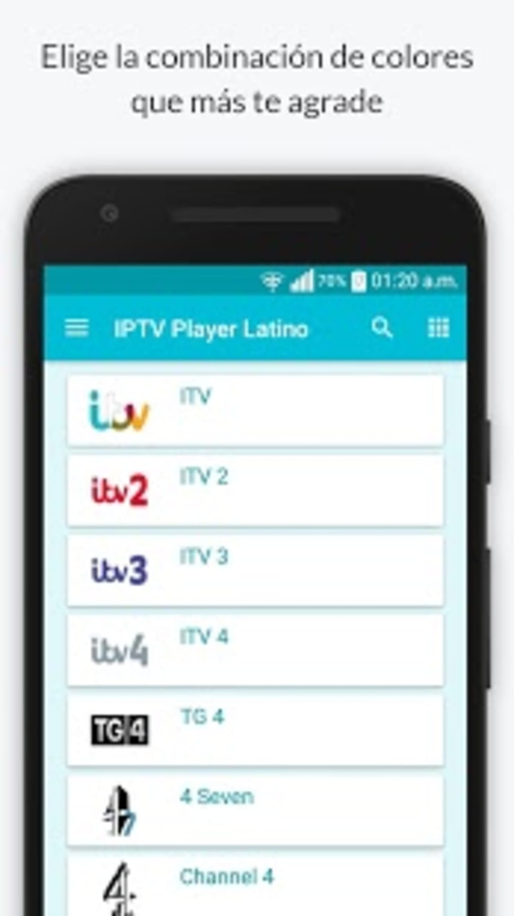 IPTV Player Latino for Android - Download