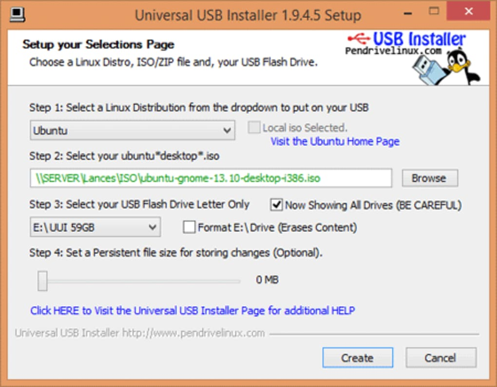 install windows 10 iso to usb linux