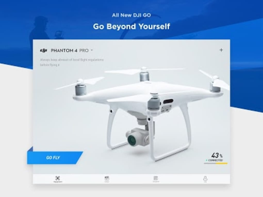 DJI GO 4 for Android - Download