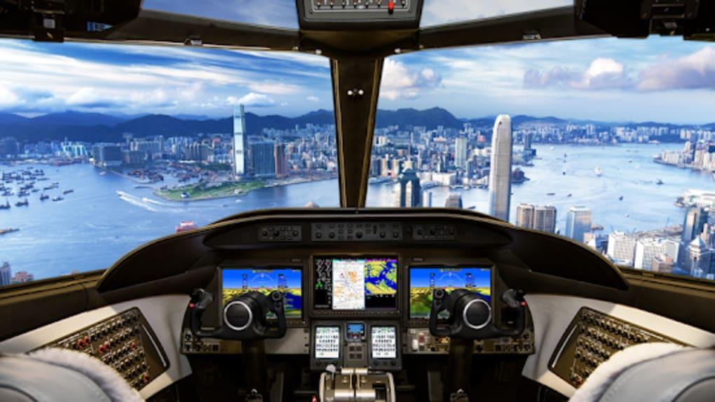 Airplane Real Flight Simulator 2019: Pro Pilot 3D for