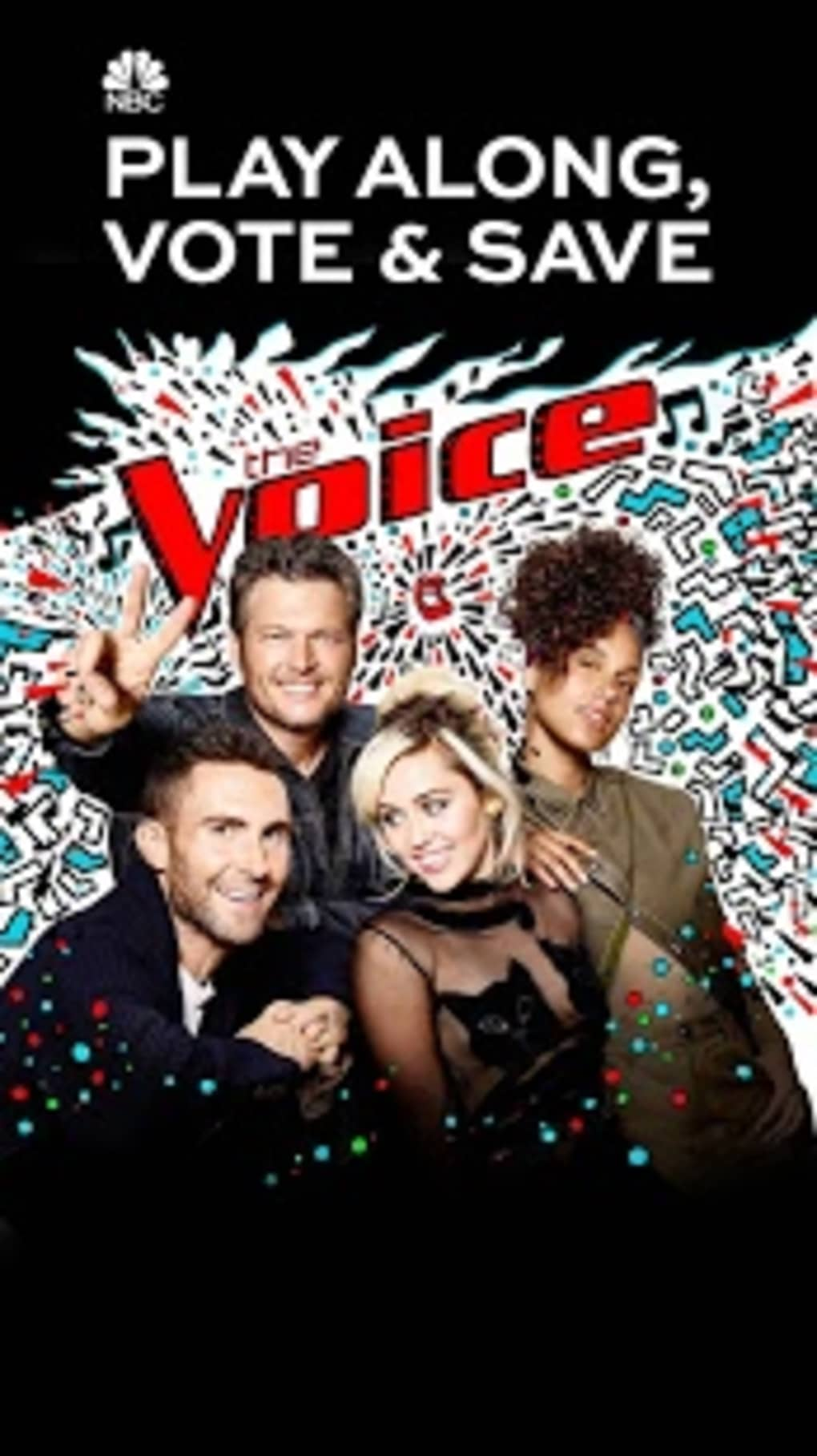 The Voice Official App for Android - Download