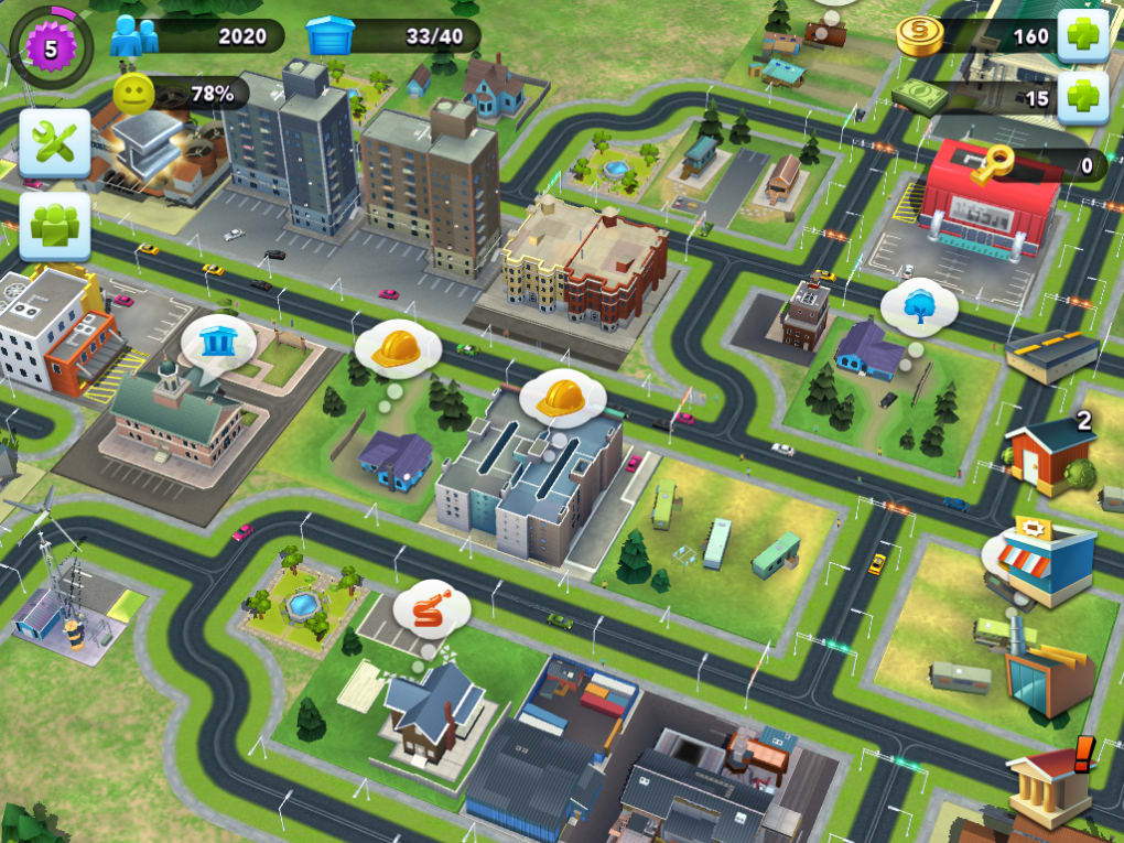simcity buildit for android download