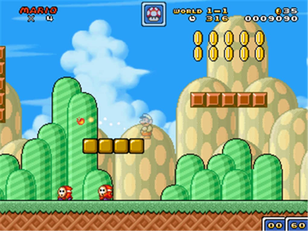Mushroom Kingdom Fusion Download