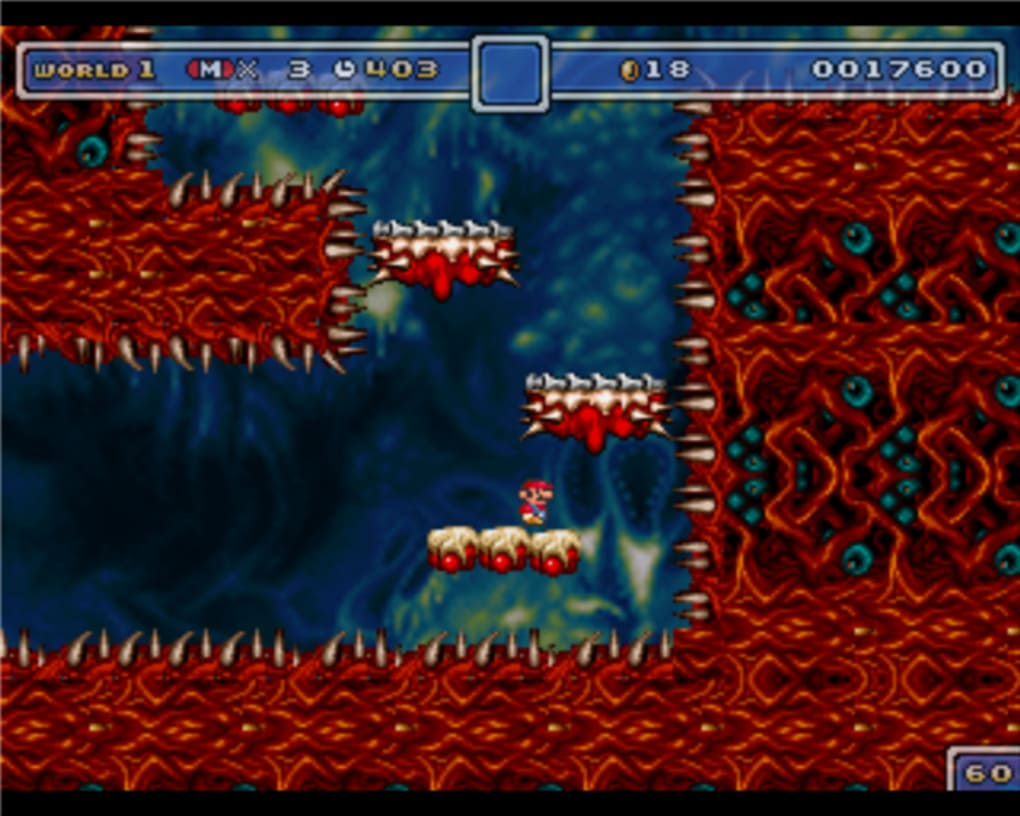 mushroom kingdom fusion download 0.53