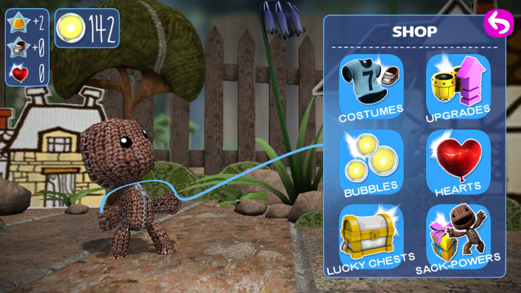 Run Sackboy! Run! for iPhone - Download