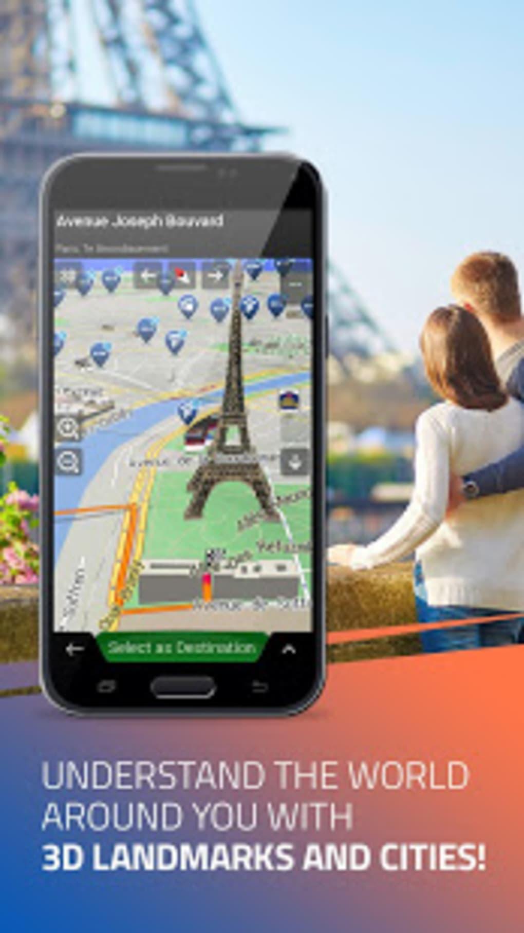 iGO Navigation for Android - Download