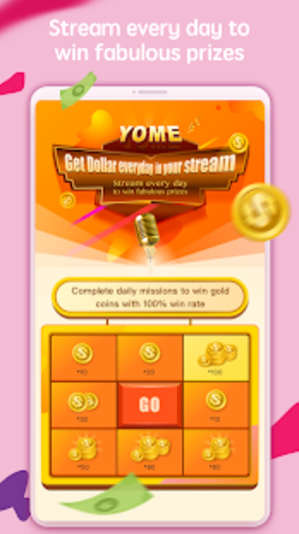 Yome Live for Android - Download