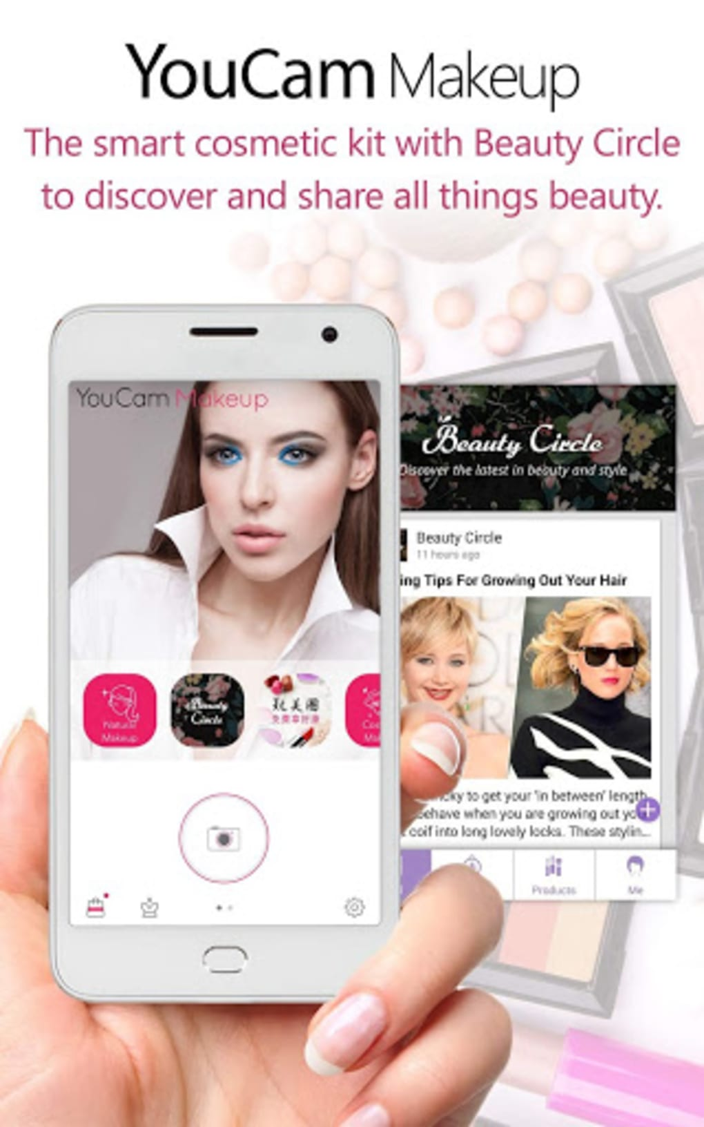 YouCam Makeup- Makeover Studio for Android - Download