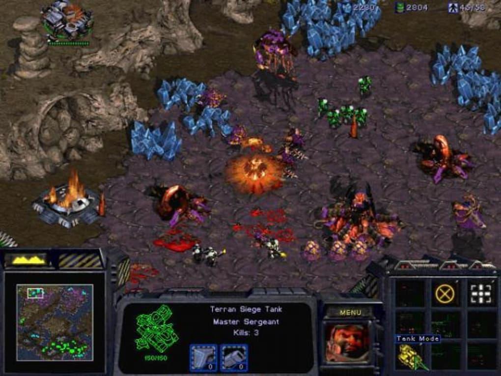 StarCraft Demo for Mac - Download