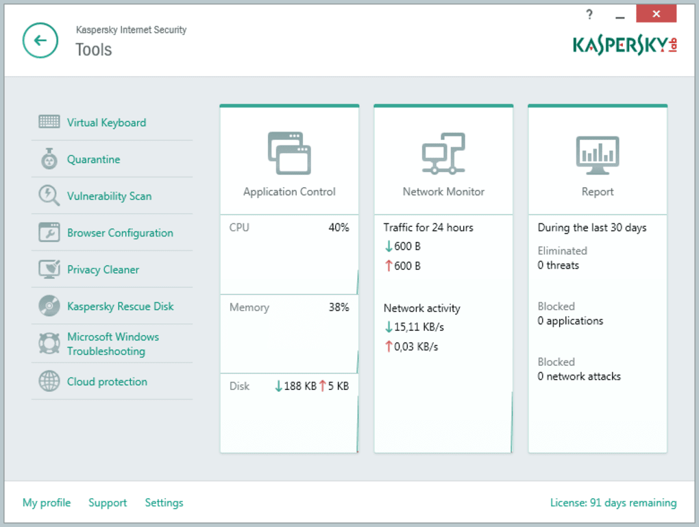 kaspersky internet security premium pc protection free download