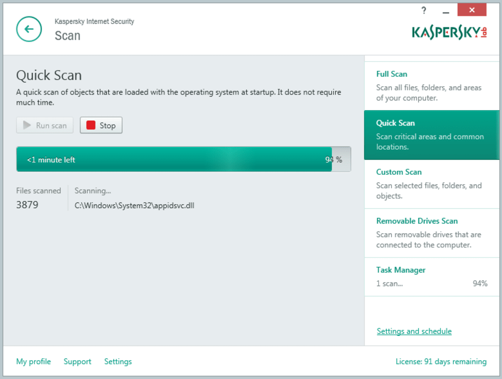 Kaspersky Internet Security - Download