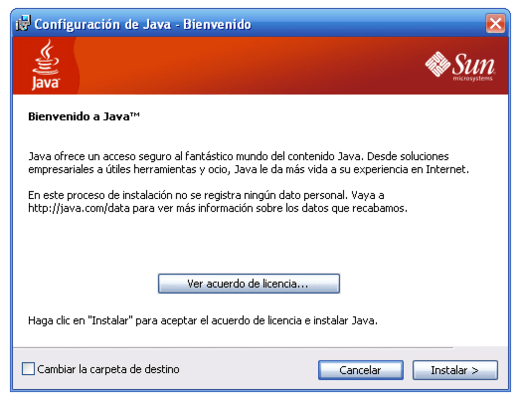 java runtime environment 1.6.0 pour minecraft