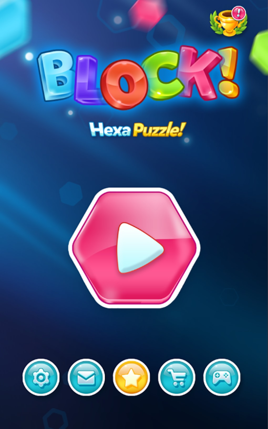 block  hexa puzzle for android