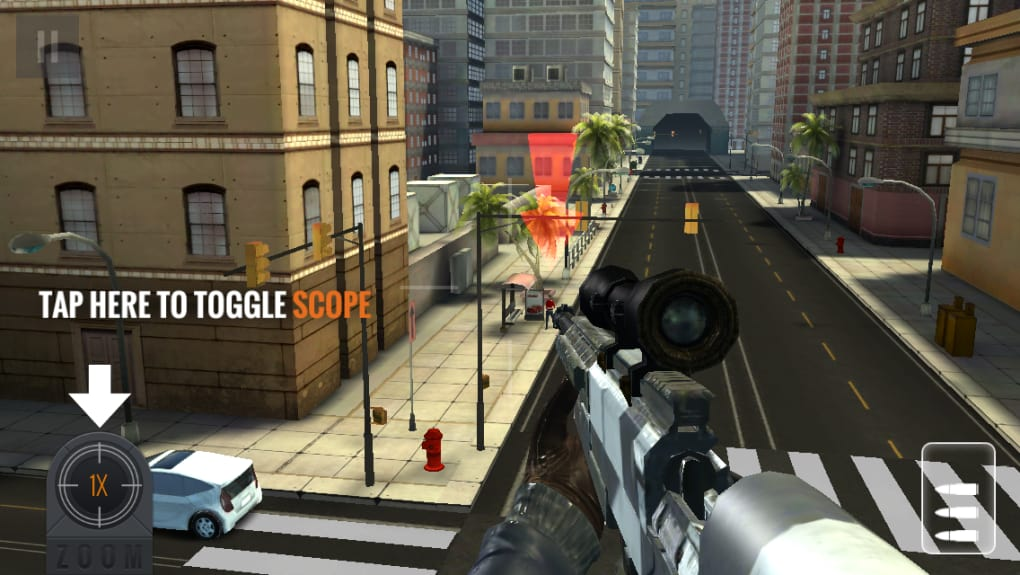 sniper games hacked