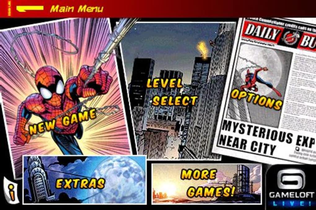 spiderman total mayhem apk paradise.com
