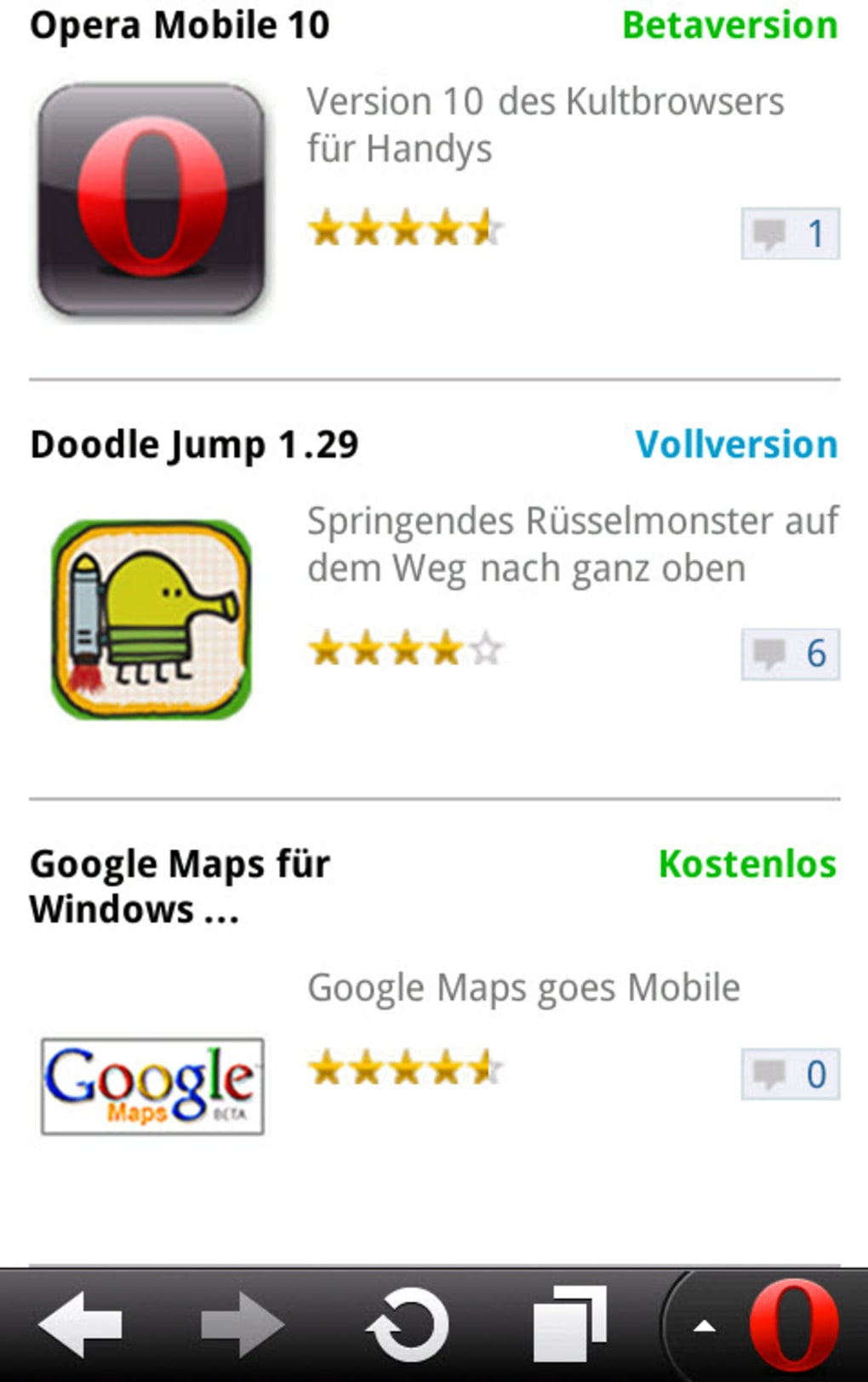 Opera mini browser download for symbian apps