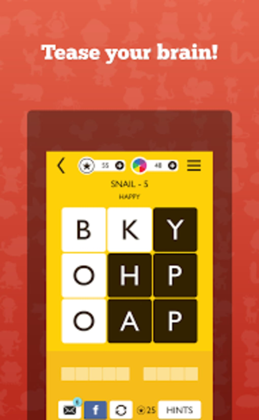word trek brain game app for android download
