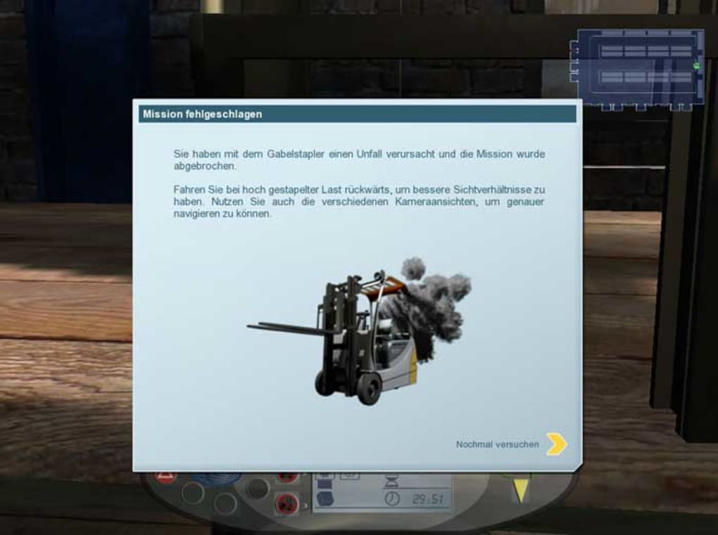 gabelstapler simulator 2009 vollversion