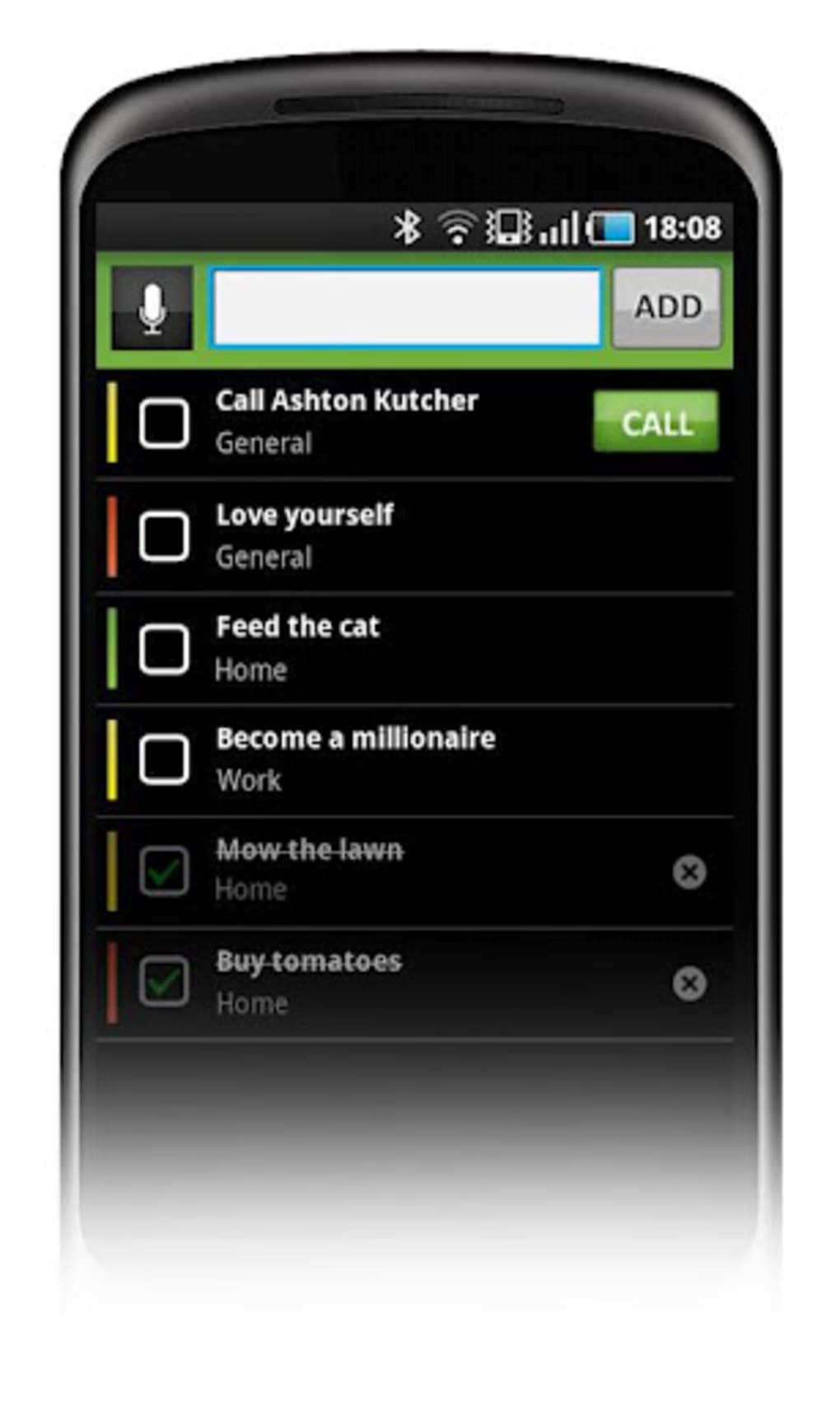 taskos to do list para android download