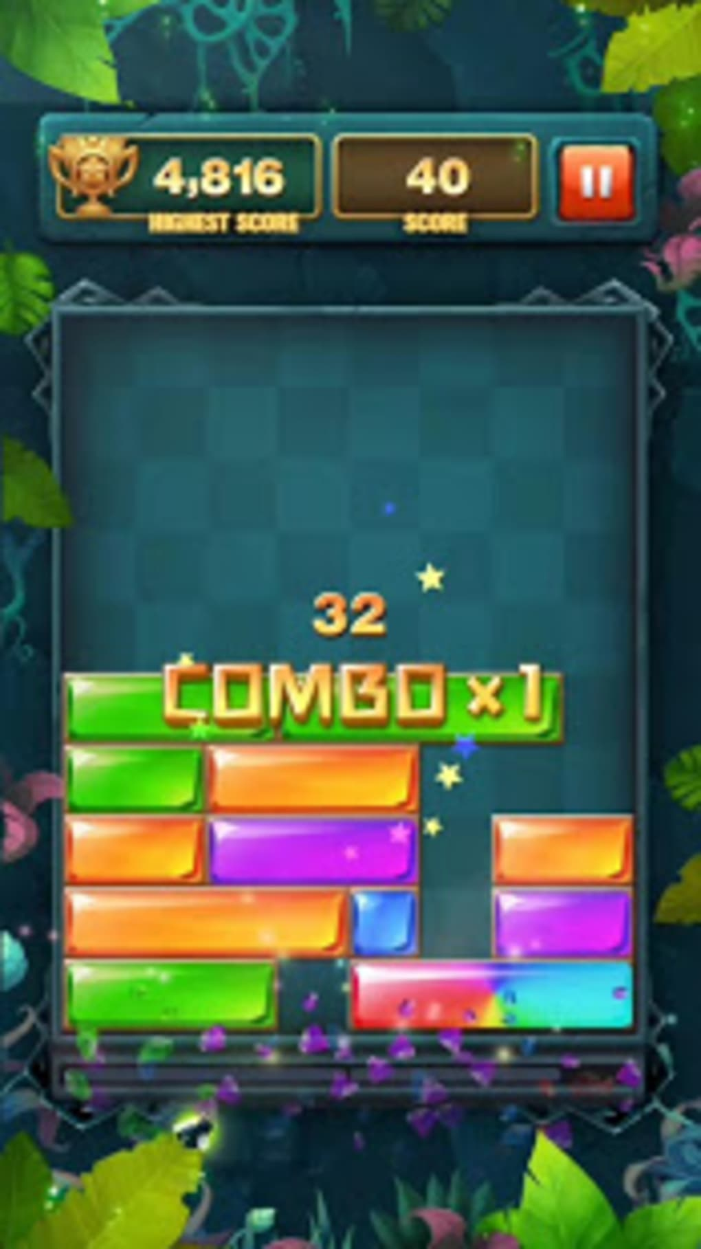Slide X - Jewel Blast for Android - Download
