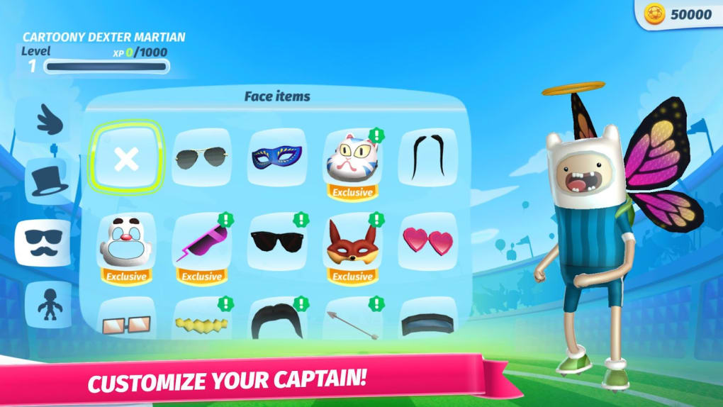 Cartoon Network Superstar Soccer Goal For Iphone Download