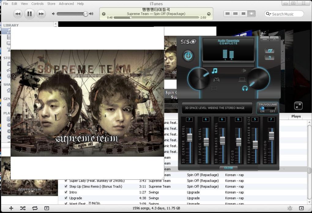 SRS Labs、Macのサウンドを高音質化するソフト …