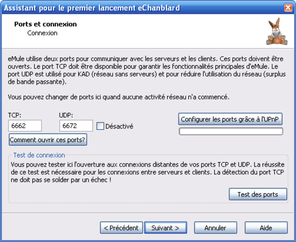 echanblard pour windows 7