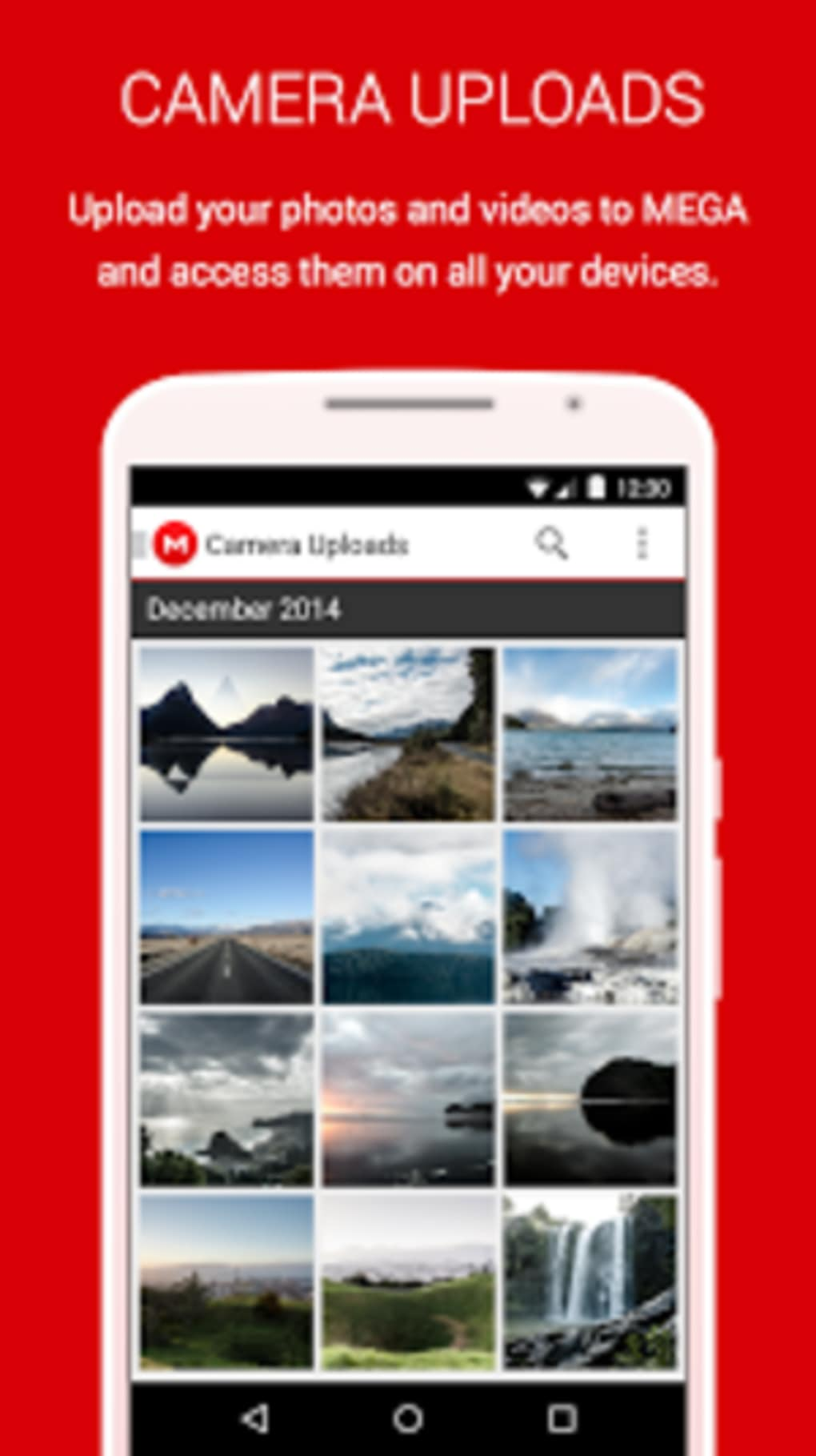 MEGA for Android - Download