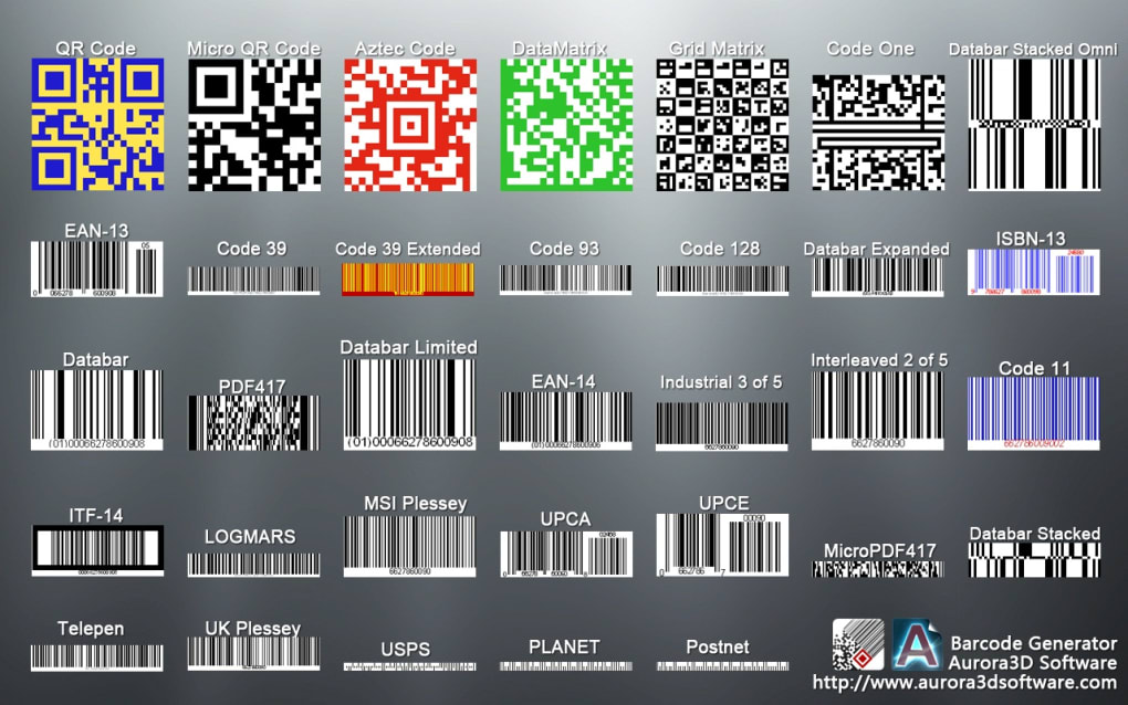 Barcode Generator - Download
