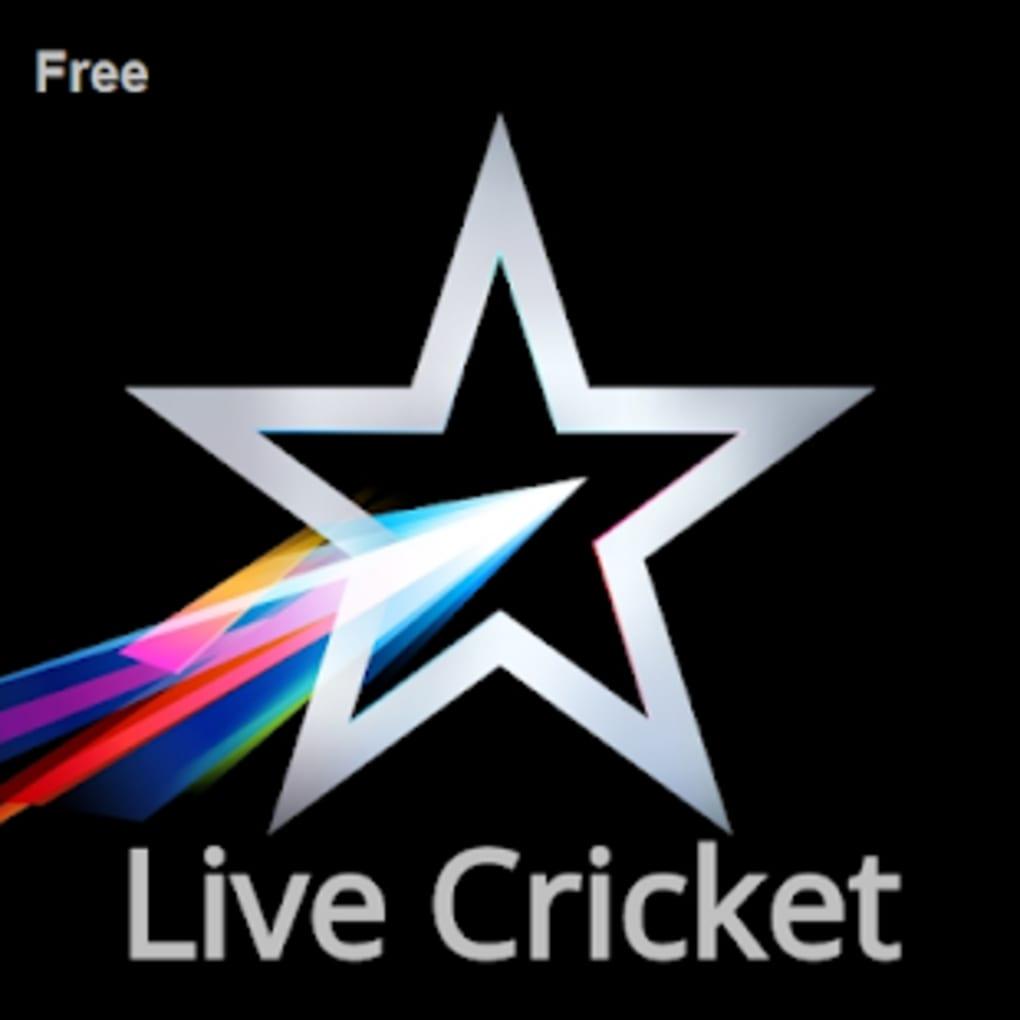 Free live cricket app