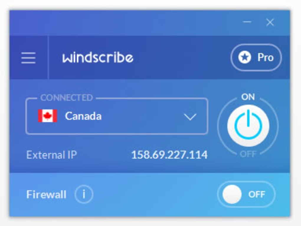 Windscribe - Download