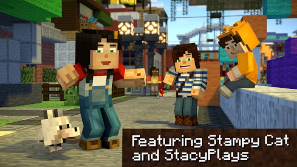 Minecraft: Story Mode - Season Two for Android - Download