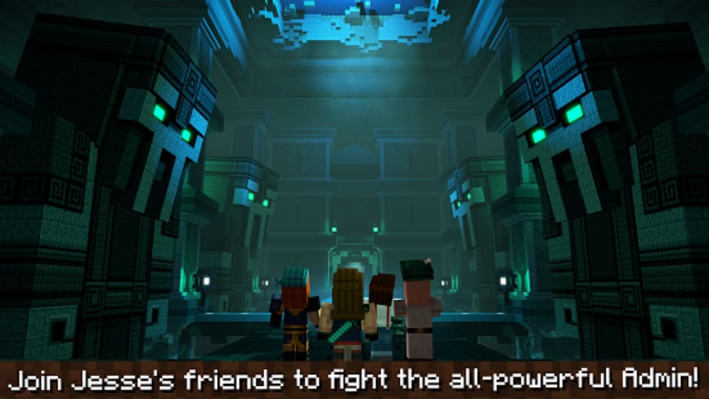 minecraft story mode free download android
