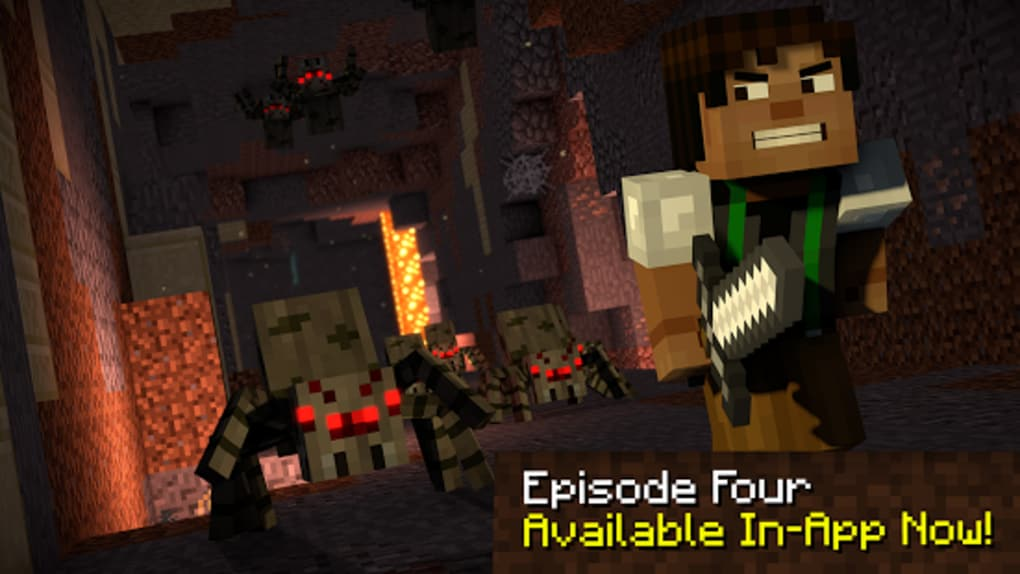 minecraft story mode download free android