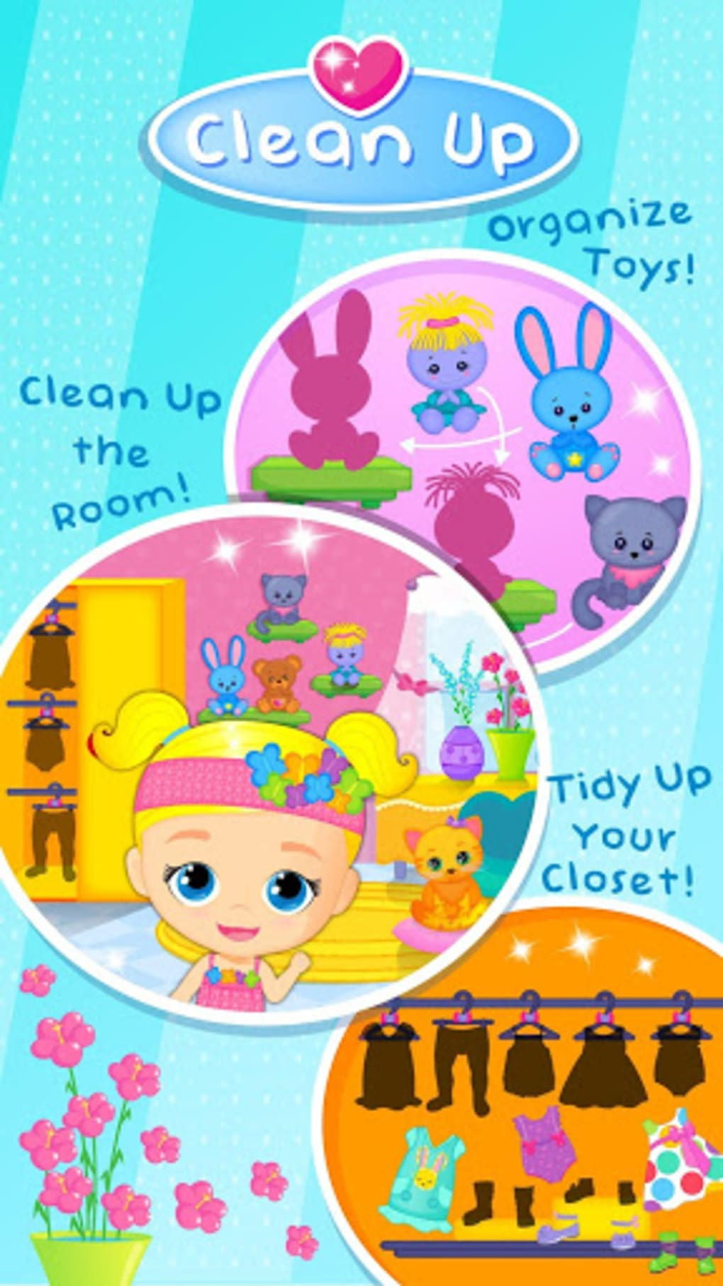 Lily Kitty Baby Doll House For Android Download