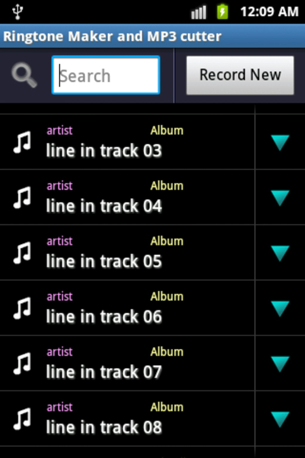 Ringtone Maker & MP3 Cutter APK for Android - Download