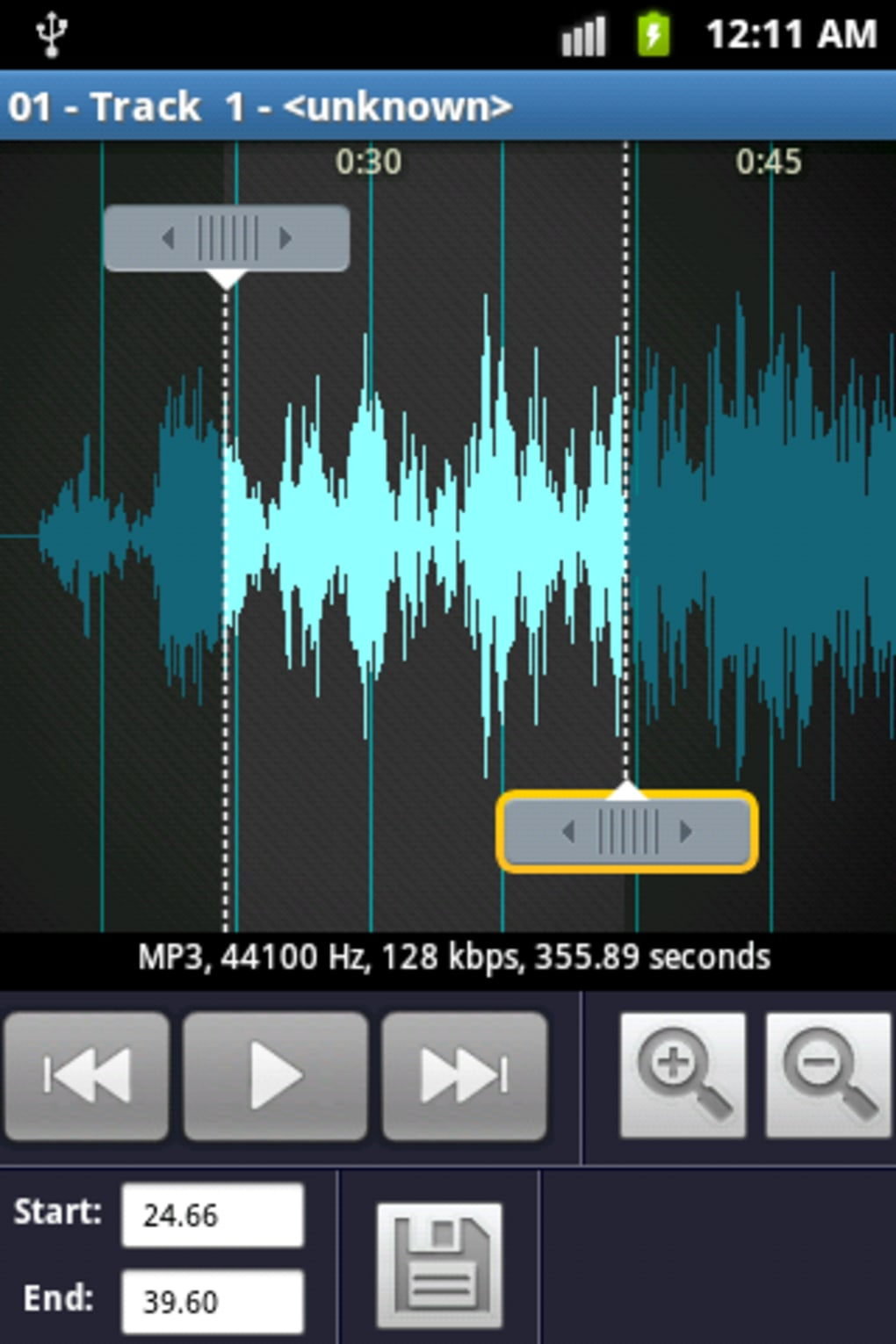 Ringtone Maker & MP3 Cutter for Android - Download