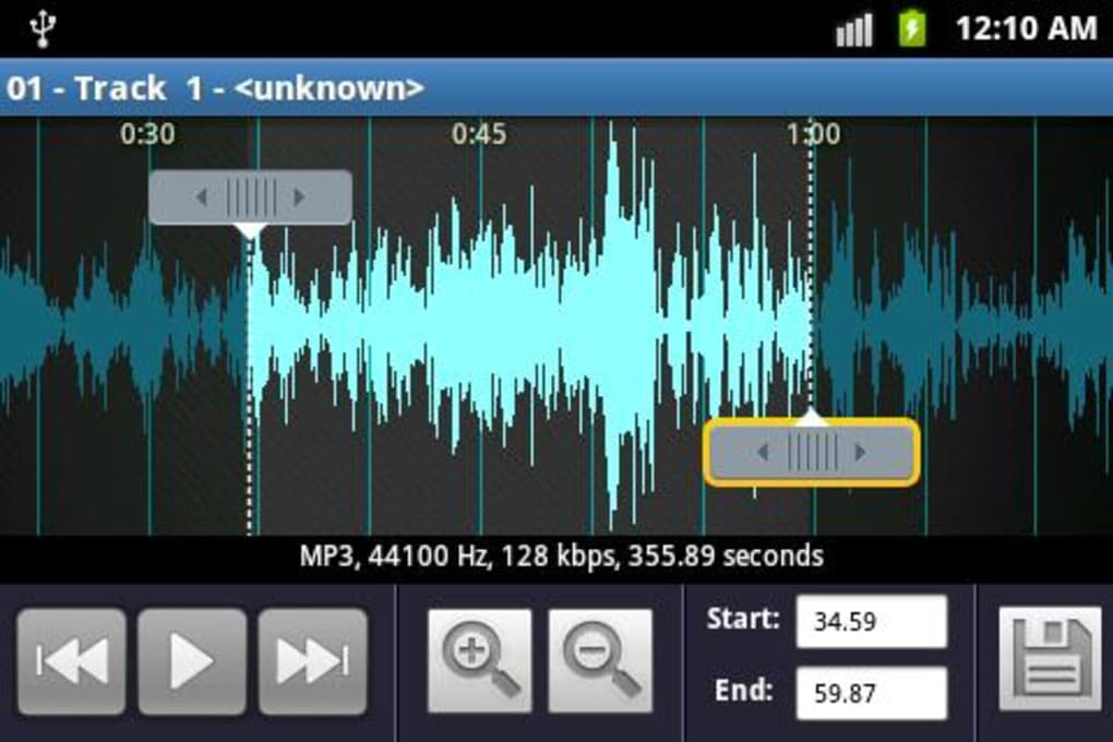 mp3 cutter and ringtone maker free download for android