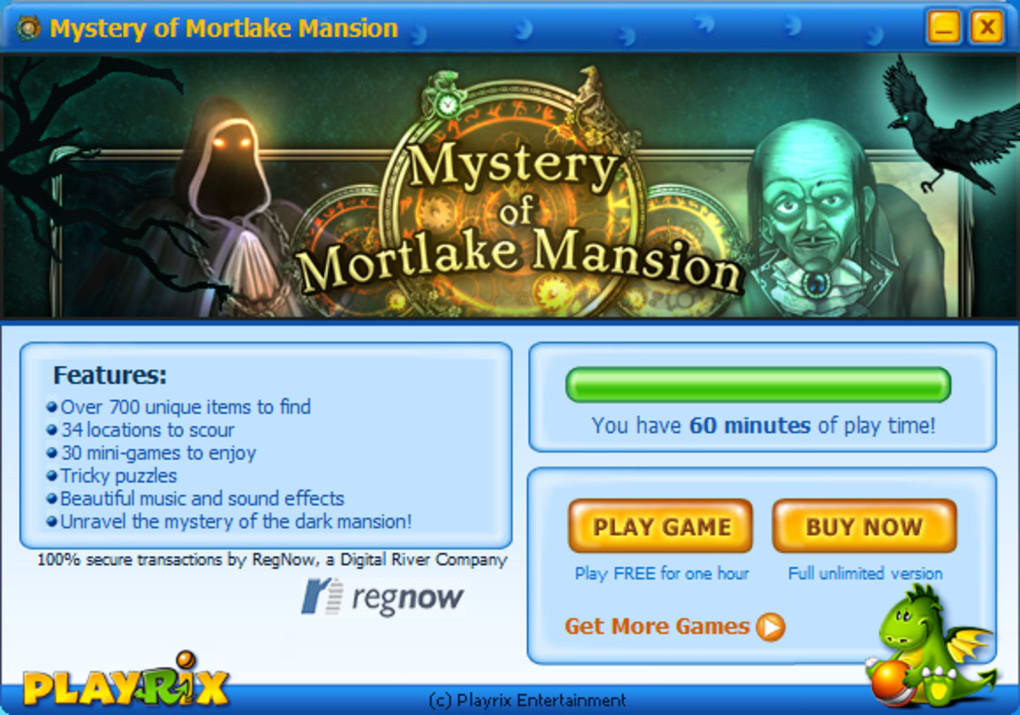 mystery of mortlake mansion free download full version mac