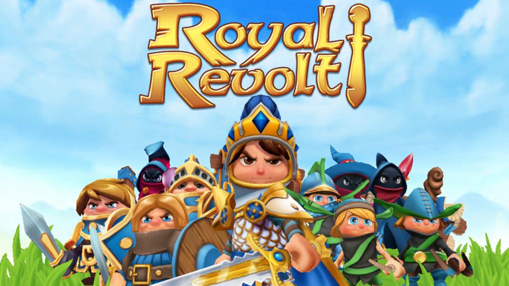 Royal Revolt! for Windows 10