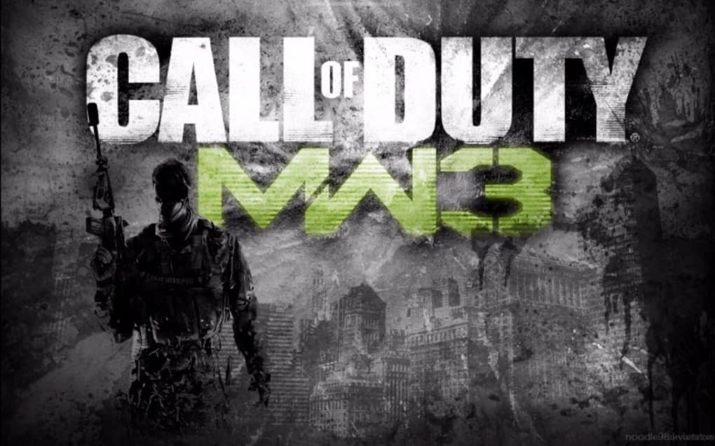 call of duty modern warfare 3 torrent