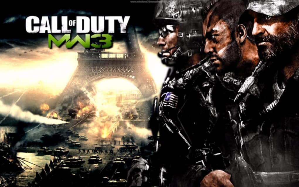Call Of Duty Modern Warfare 3 PROS